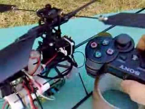 Using the PlayStation 3 controller in Bluetooth mode with Linux